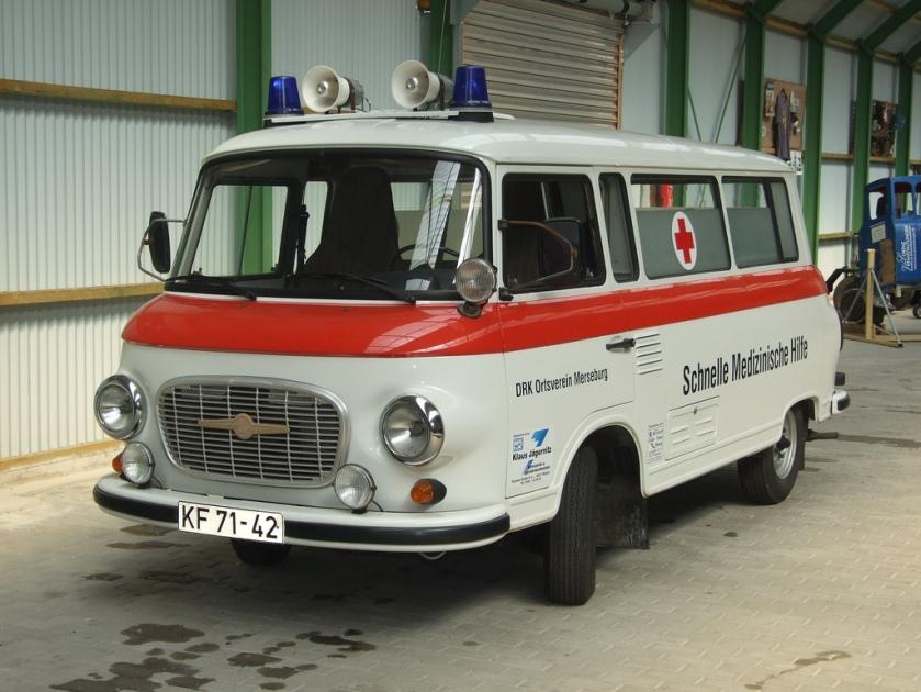 1972 Barkas SMH 2a