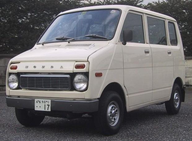 1972 Honda Life Step Van