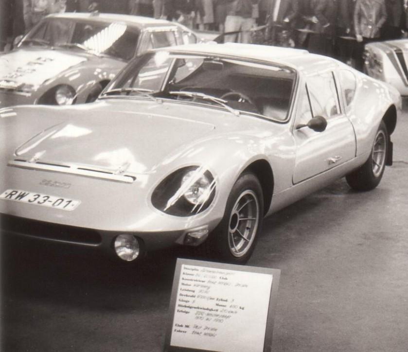 1972 Melkus RS 1000
