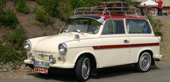 1972 Trabant schön