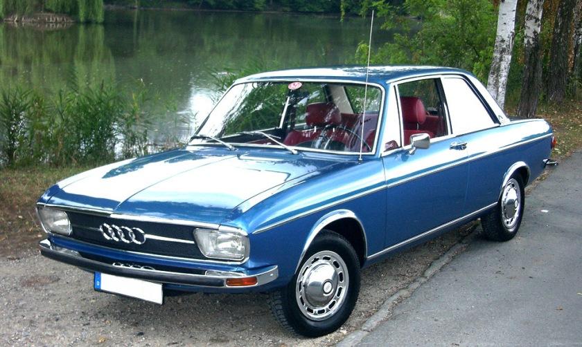 1973 Audi 100ls