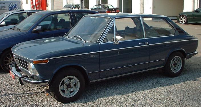 1973 BMW 2002 Touring
