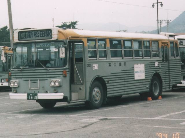 1973 Hino Fujikyu-Matsuda-G2037