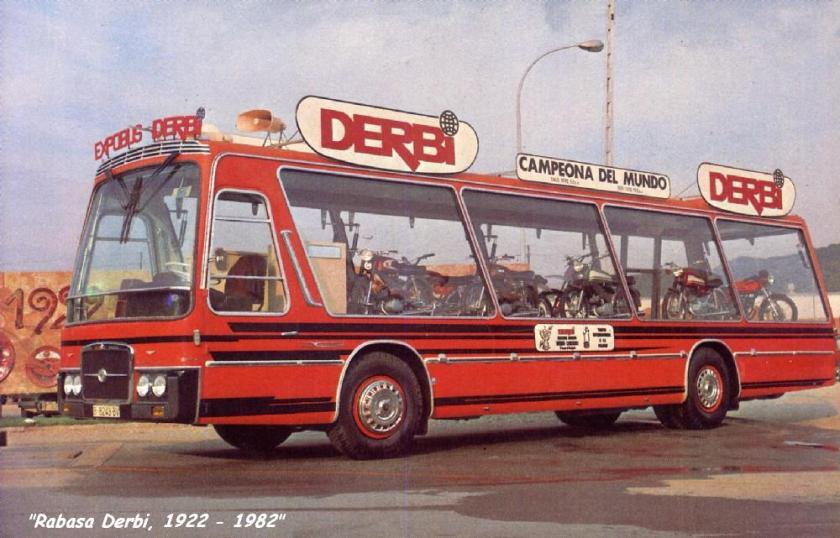 1973 Hispano Suiza. Berichtnavigatie. Buses bodybuilders AYATS Gerona Spain II