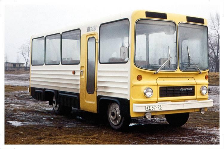1973 Robur O611