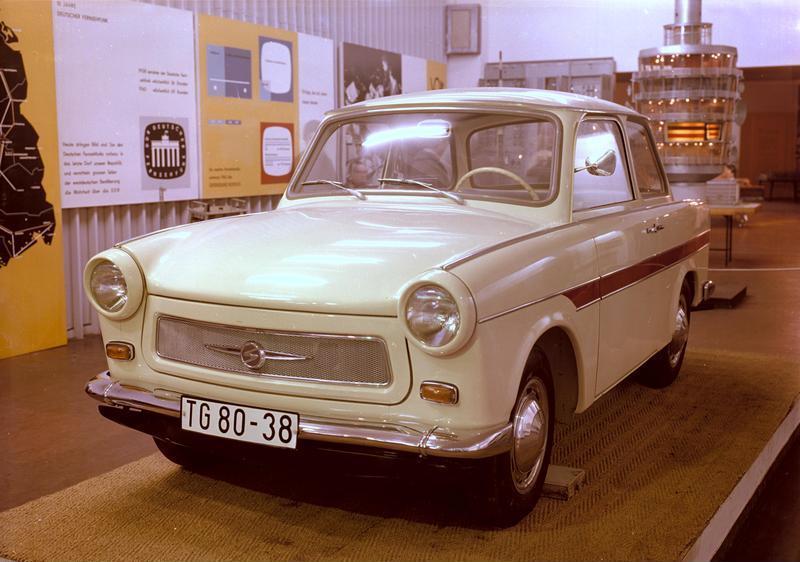 1973 Trabant 601