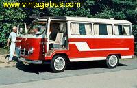 1974 Borgward 3095