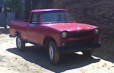 1974 Rastrojero en Fernando de la Mora, Paraguay