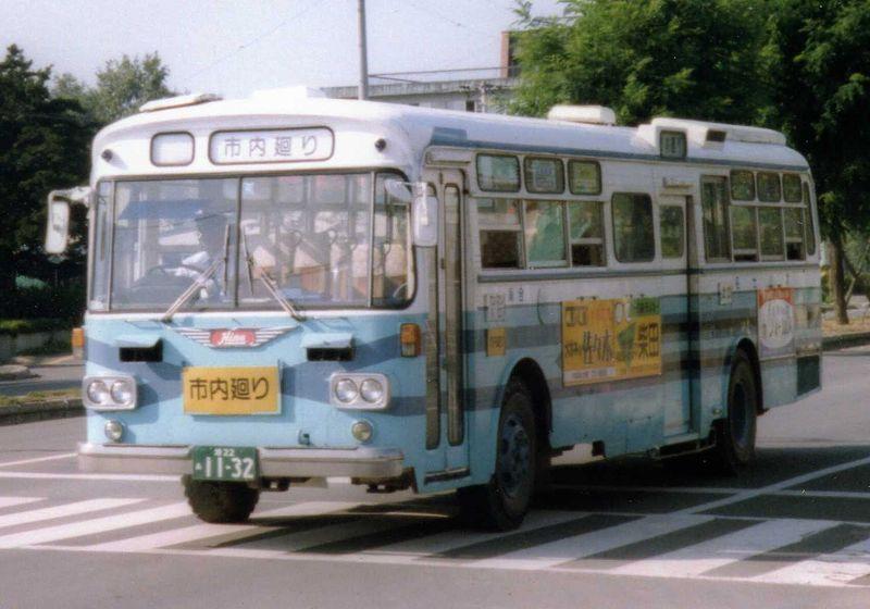 1975 Hino Meishi-Bus