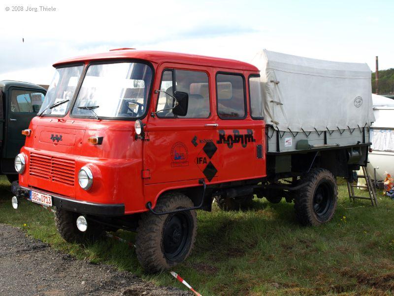 1975 Robur LO3000