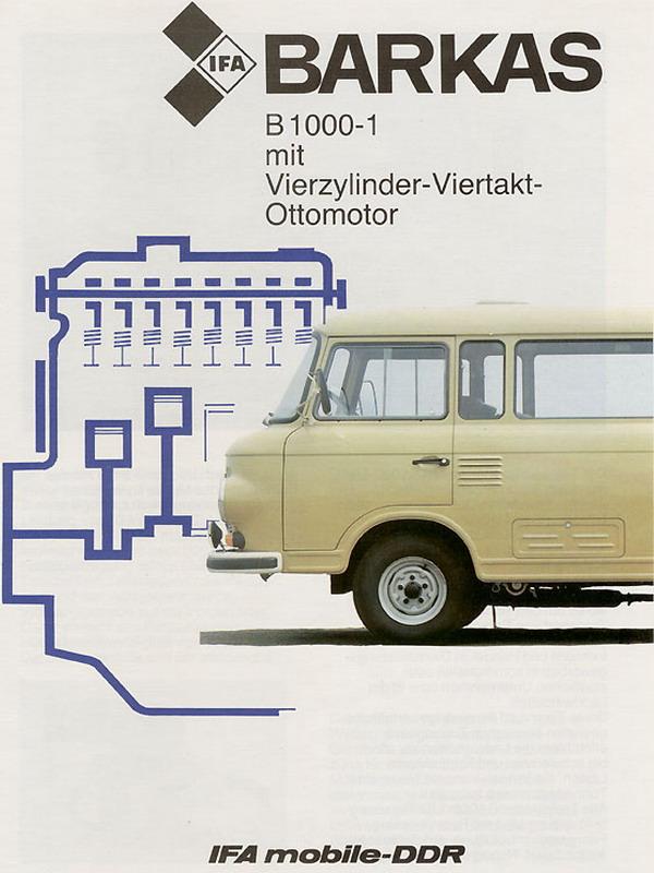 1976 BARKAS 3 (DDR)