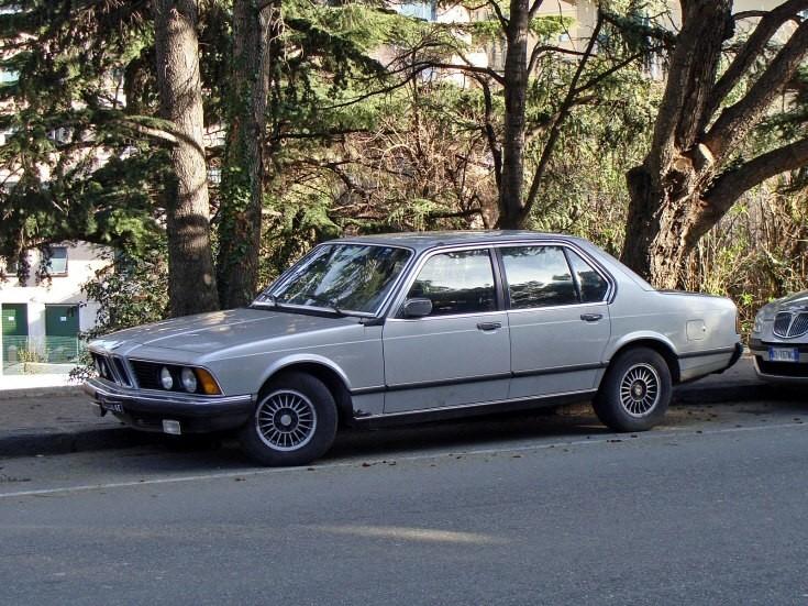 1976 BMW 733