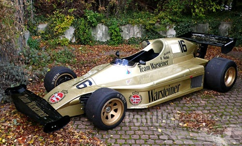 1976 BMW F201 Formula 2 Racing Single-Seater