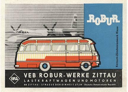 1976 Robur 2