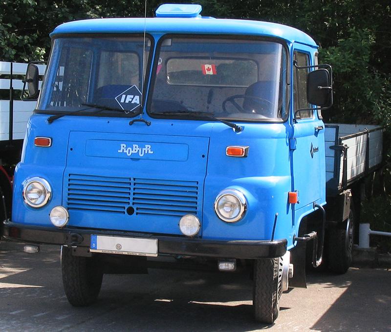 1976 Robur 2005