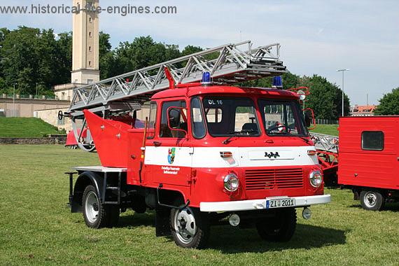 1976 Robur LO2002
