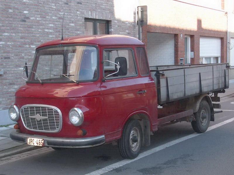 1977 BARKAS 4