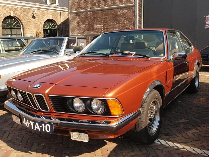 1977 BMW 630 CS Automatic
