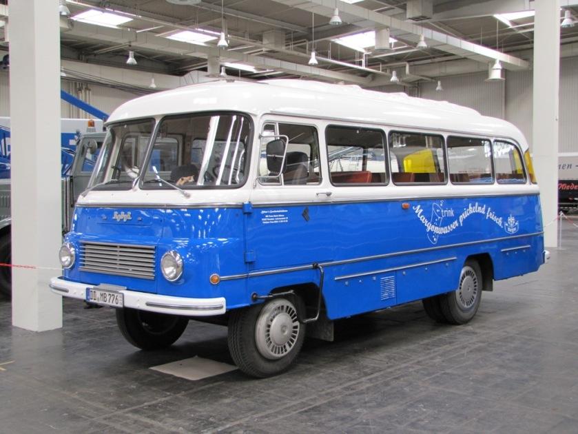 1977 robur lo3000a IFA H6B-L