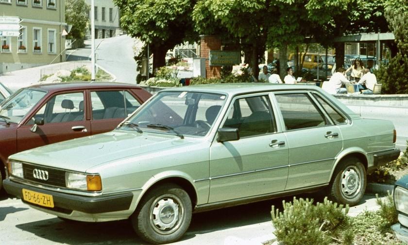 1978 Audi 80 1978