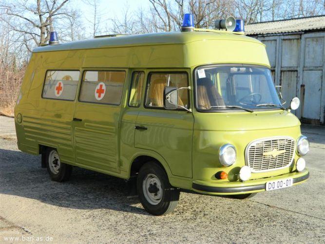 1978 Barkas B1000 a