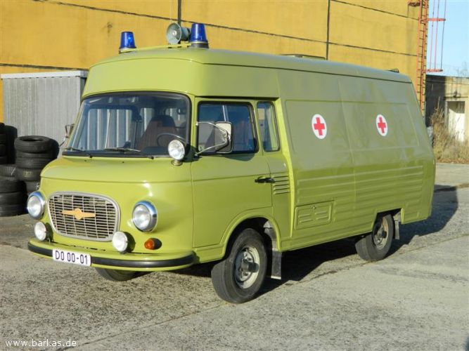 1978 Barkas B1000 b