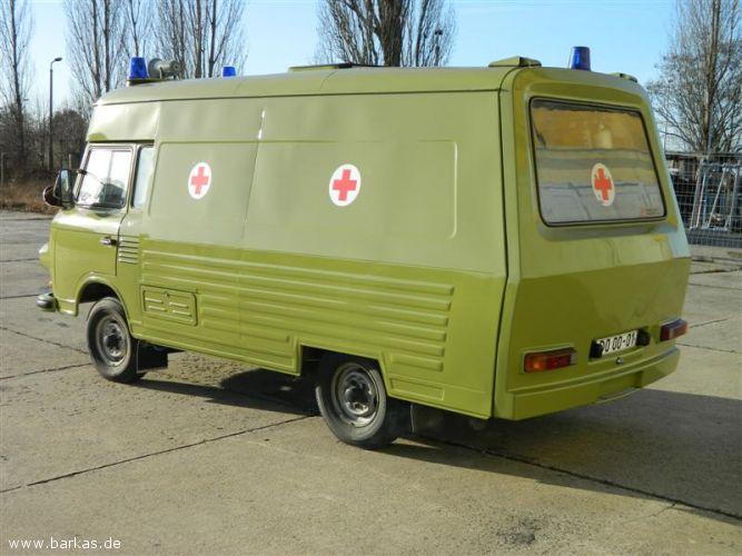 1978 Barkas B1000 c