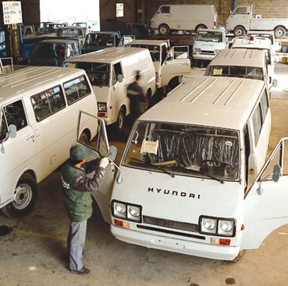 1978 Hyundai Porter b
