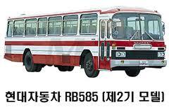 1978 Hyundai RB585