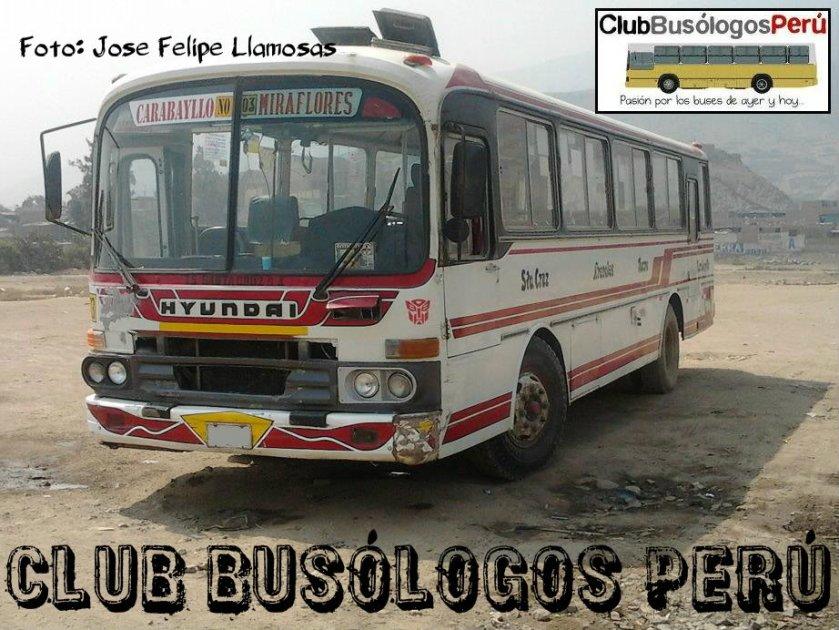1978 HyundaiFB500SantaCruz