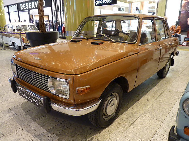 1979 Wartburg 353Wa