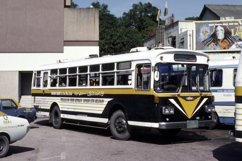 1980 Hino Brunei