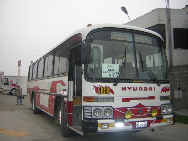 1980 hyundai RB520