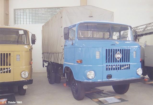 1980 IFA-W50L-Pritschen-Lkw