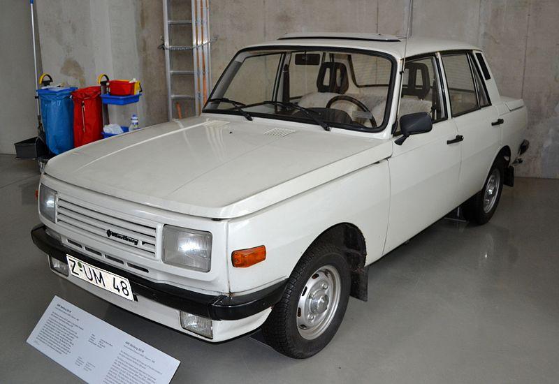 1980 Wartburg 353W