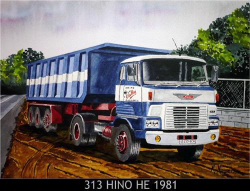 313 HINO HE 1981