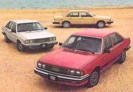 1981 Audi 5000