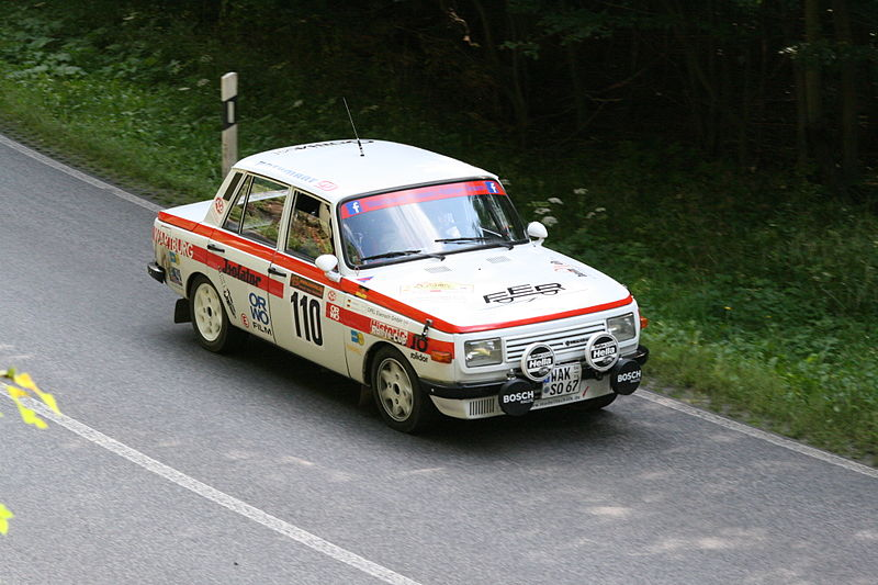 1981 Rallye Wartburg
