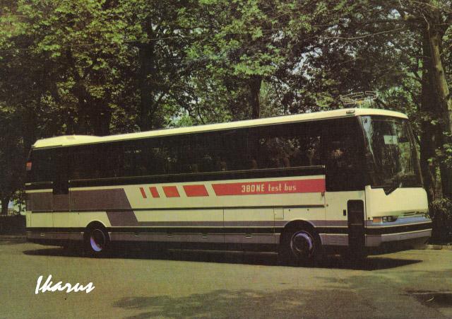 1982 Ikarus 380 NE