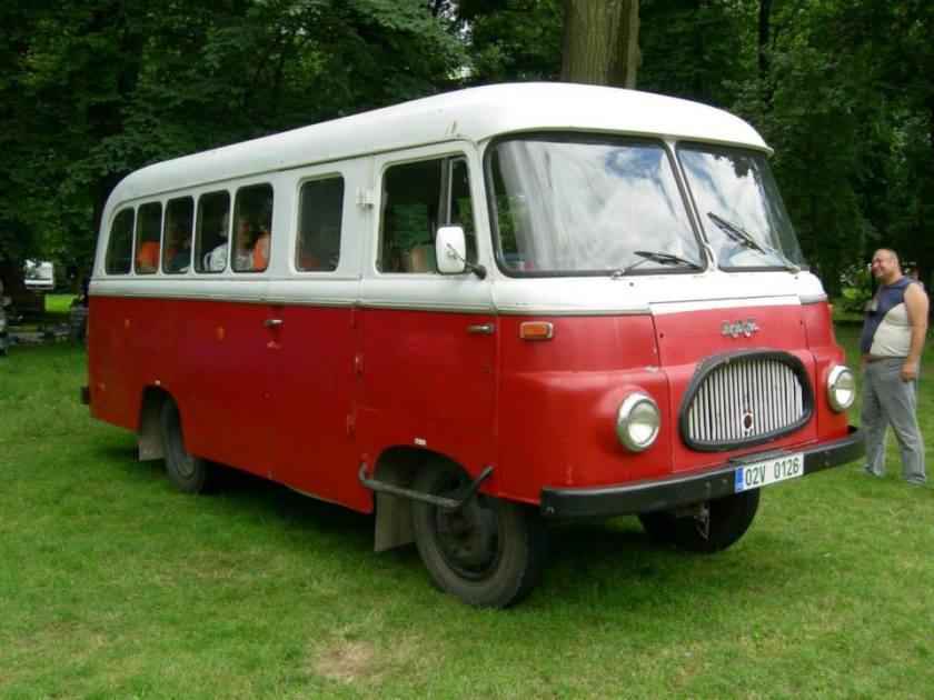 1982 Robur LO2500 RoburLO1800A
