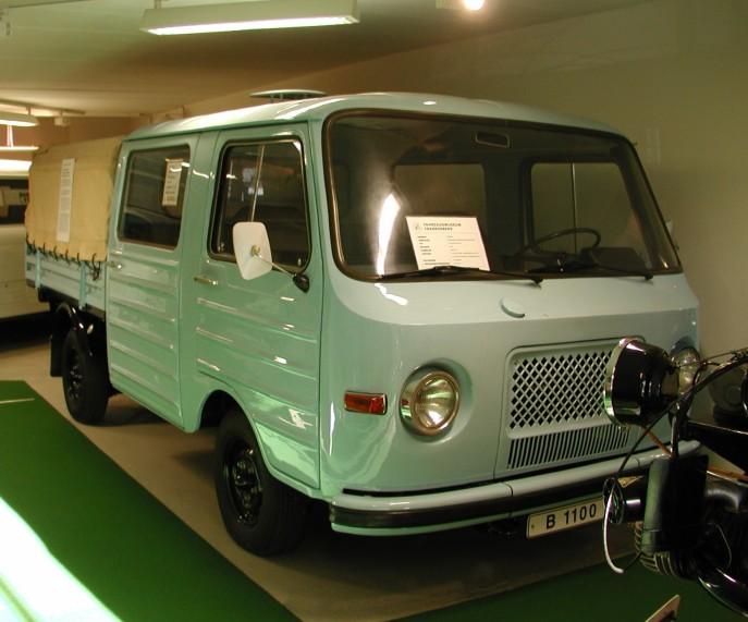 1983 Barkas 1100