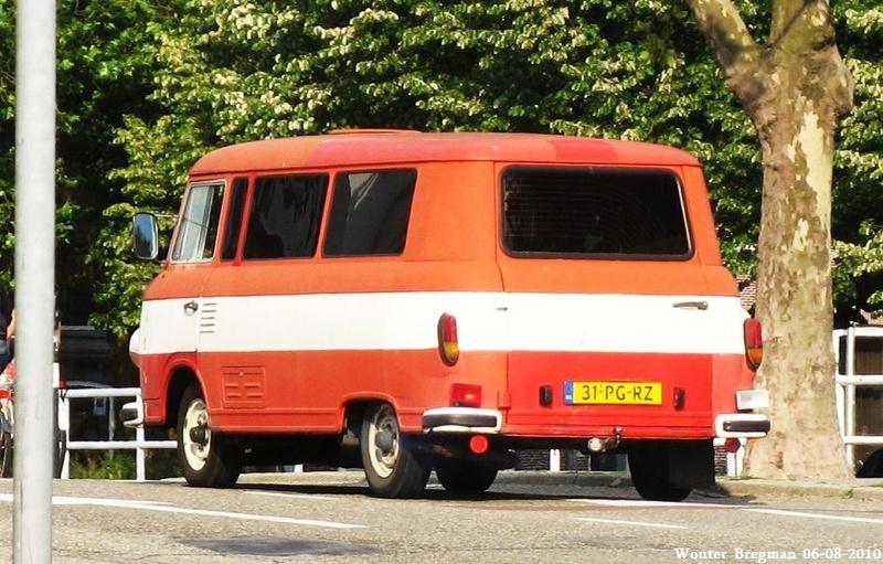 1983 Barkas B1000