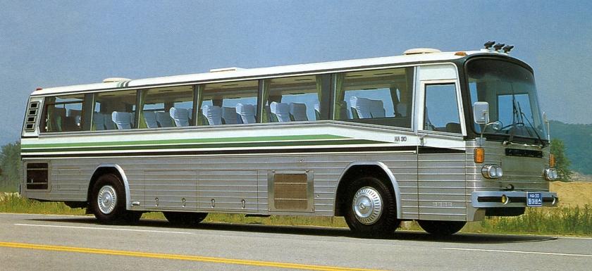 1983 Hyundai RB 600