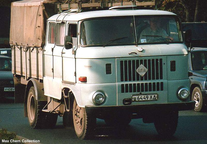 1983 IFA doublecab