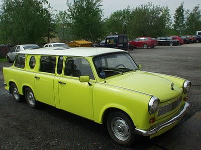 1984 Trabant Limousine