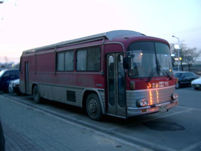 1986 Hyundai rb520