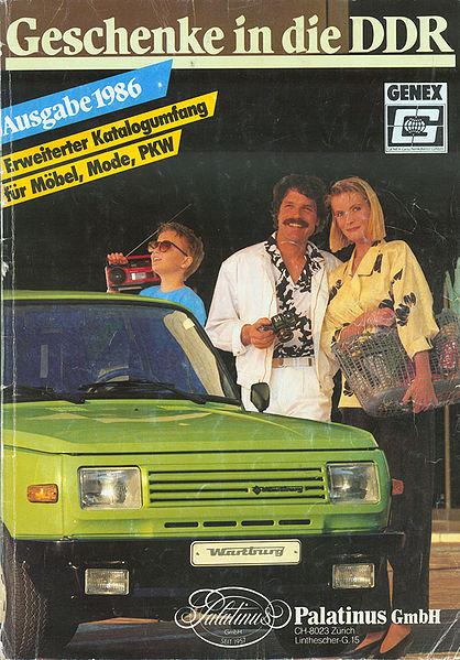 1986 Wartburg 353S