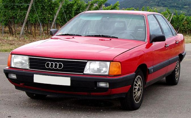 1987 Audi 100 C3 BJ