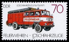 1987 IFA Feurwehrfahrzeug