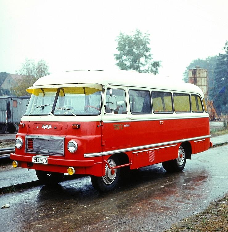 1988 Robur Coach